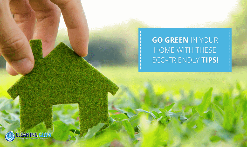 Go Green in Your Home With These Eco-Friendly Tips!